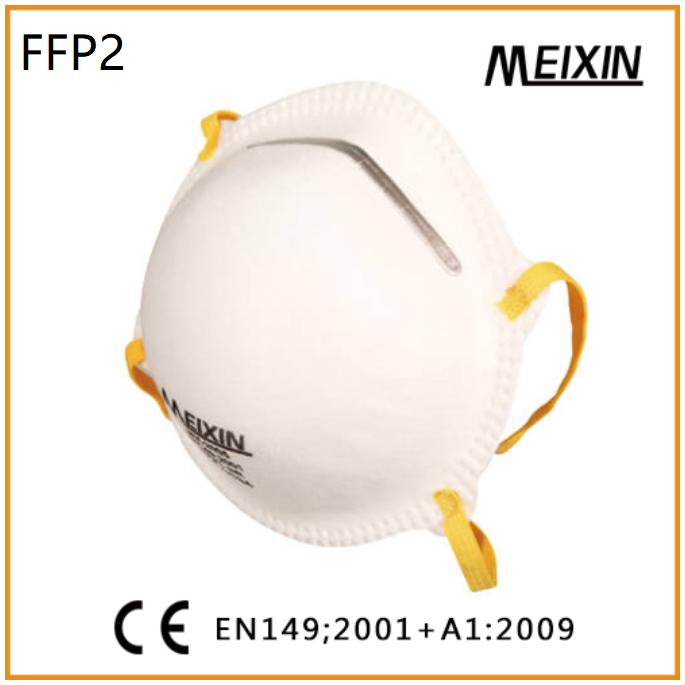 Meixin FFP2, white