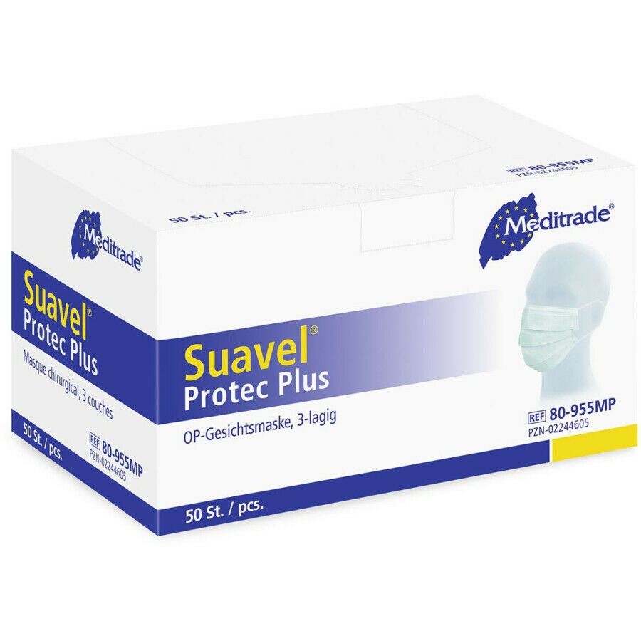 Suavel Protec Plus 80_955MP von Meditrade, grün